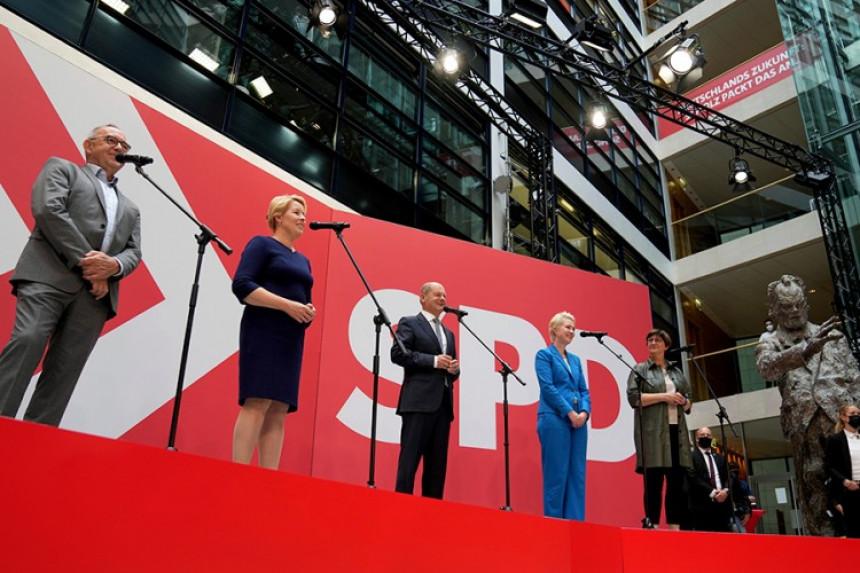 Шта ће се дешавати послије избора у Њемачкој?