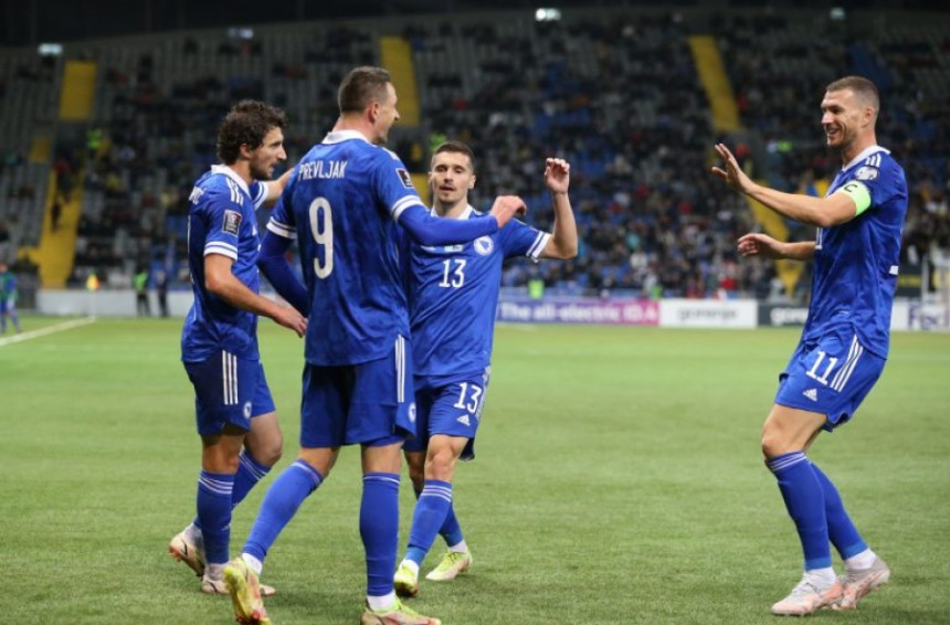 Velika pobjeda Zmajeva protiv Kazahstana