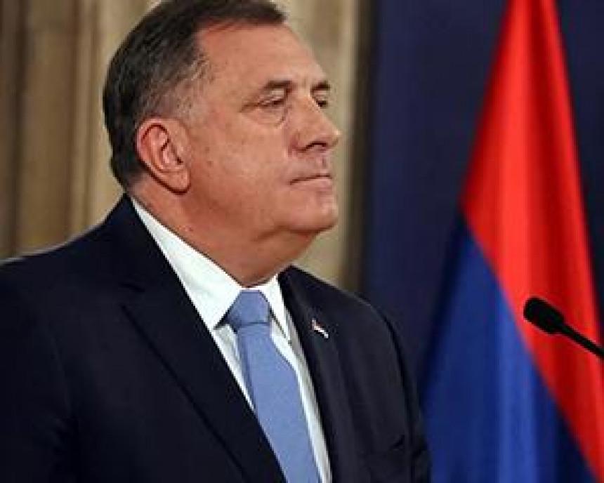 Dodik se bavi i situacijom na Kosovu i Metohiji