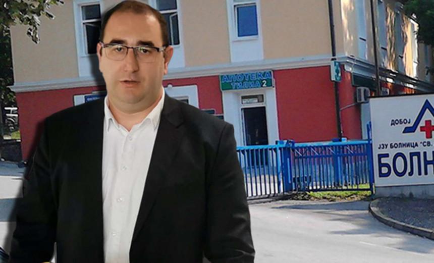 Odbijena žalba: Direktor bolnice ostaje u pritvoru