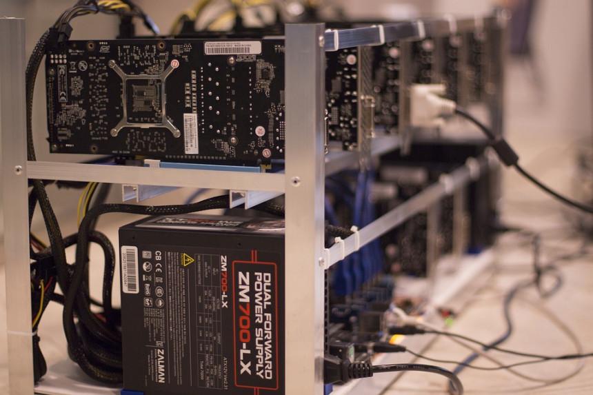 Krali struju za rudarenje kriptovaluta