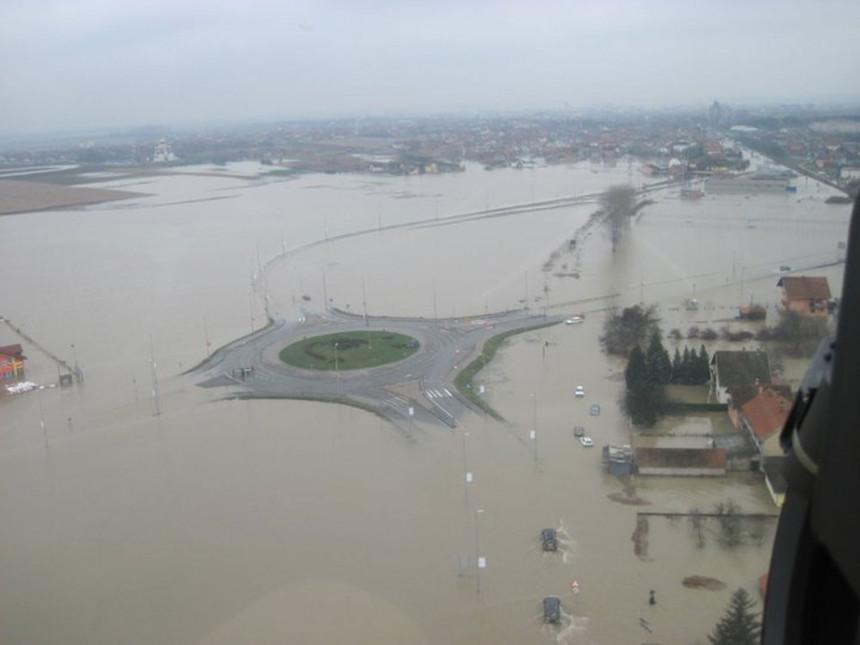 Vlada usvojila plan odbrane od poplava