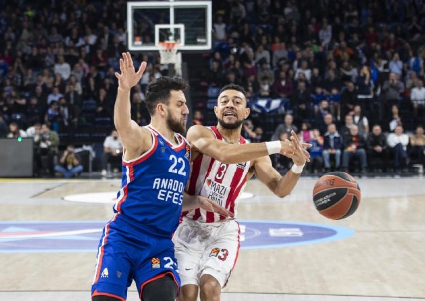 EL: Micić bolji od Milutinova, CSKA razbio Špance!