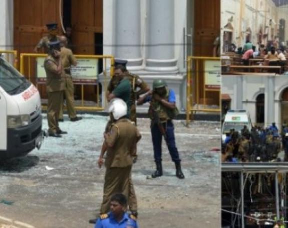 Srbi bezbjedni u Šri Lanki?