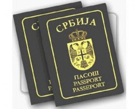Albanci jure srpske pasoše