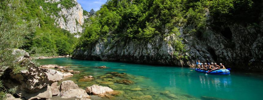 Idealno mjesto za odmor ili rafting