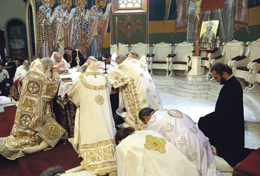 Sabor na Kritu: Mračna prognoza pravoslavlja