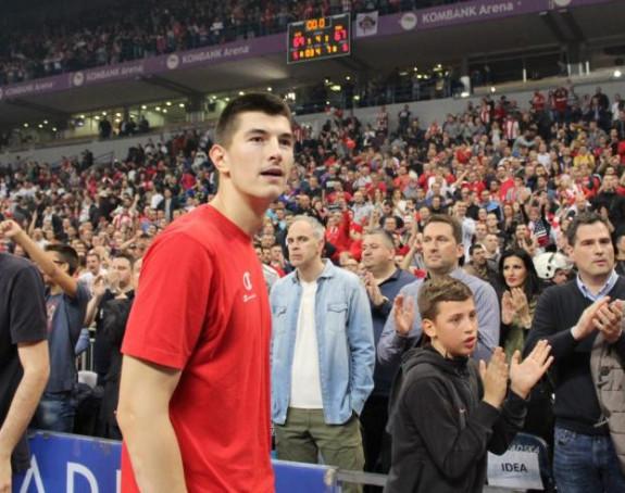 Luka Mitrović igra Letnju ligu NBA!
