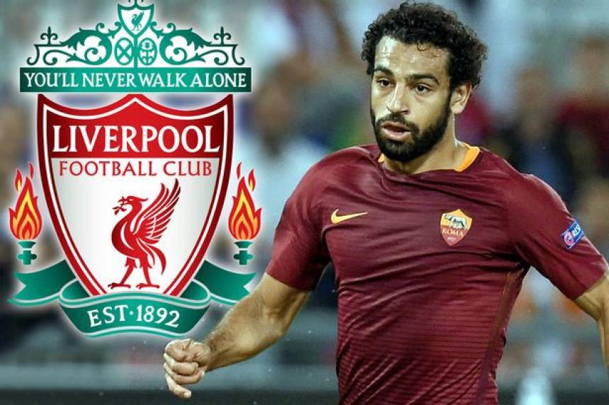 Najskuplji u istoriji Liverpula: Mohamed Salah!