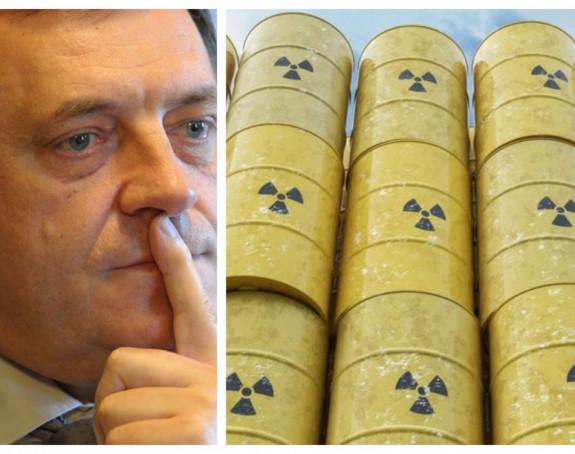 Потврдили градњу нуклеарног отпада