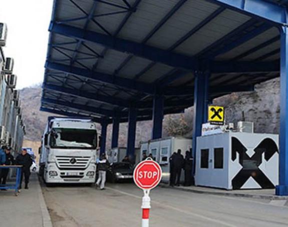 Uhapšen Srbin na prelazu Jarinje