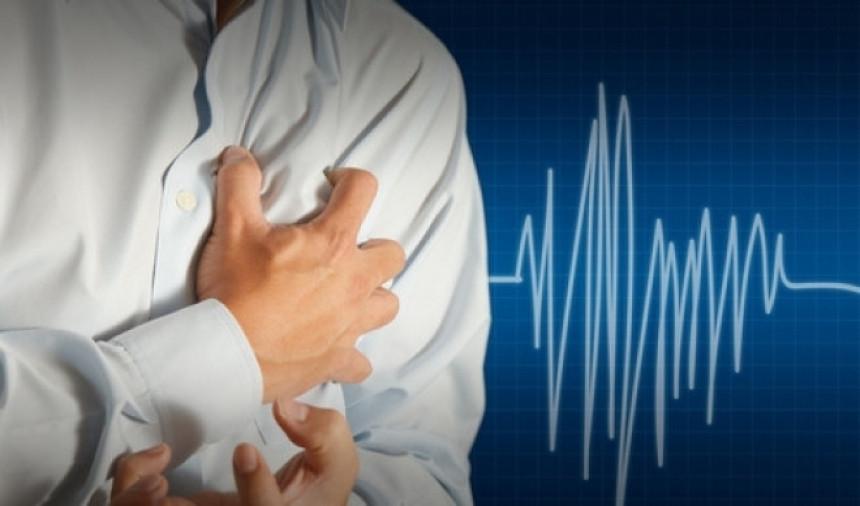Simptom koji najavljuje infarkt