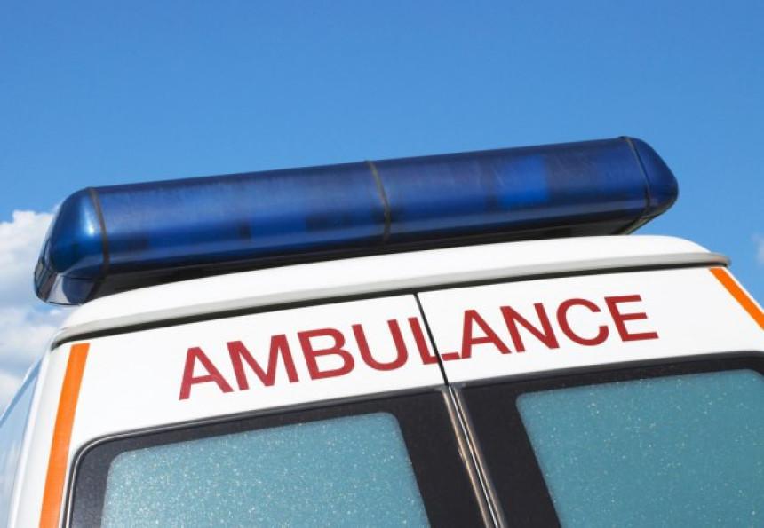 Dječak pao sa trećeg sprata zgrade u Nišu