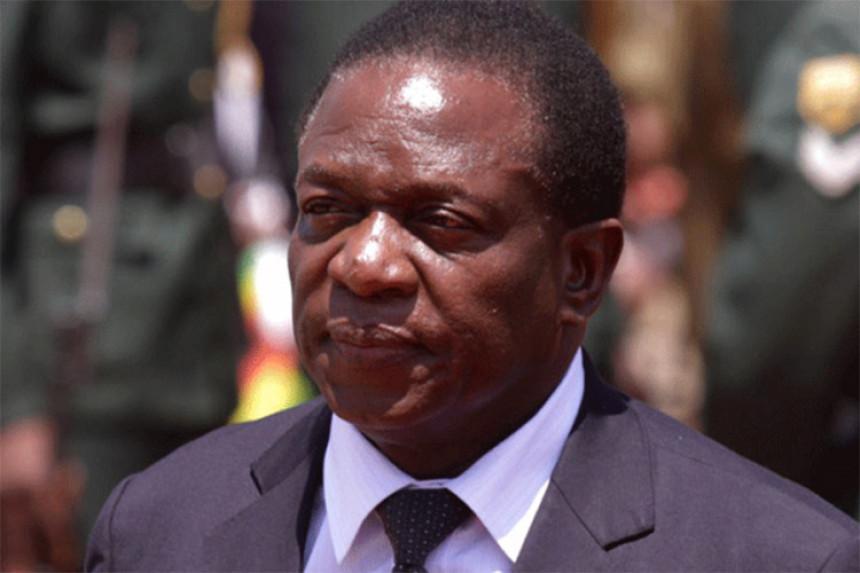 Mnangagva novi predsjednik