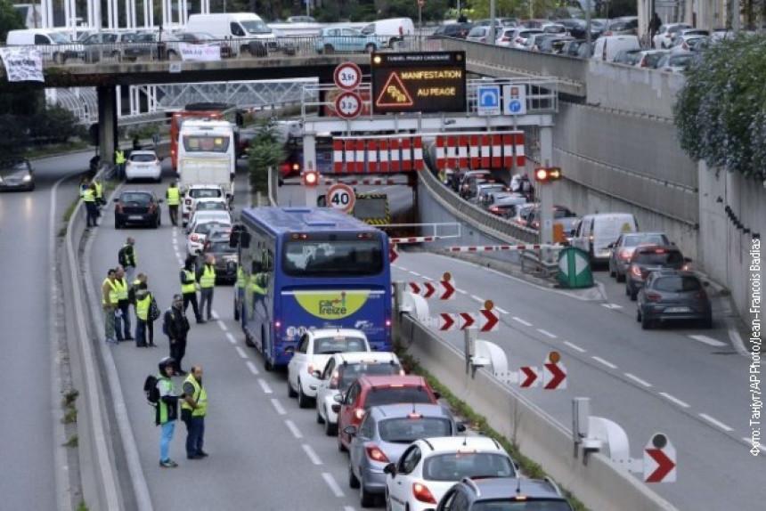 Francuska: Druga žrtva protesta