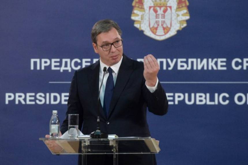 Vučić: Pitam ruske prijatelje - Zašto?
