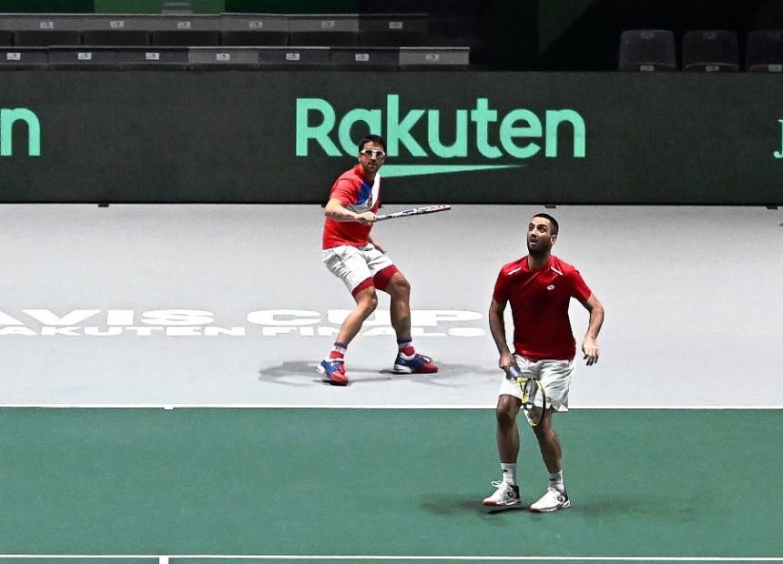 Erber i Mau bolji od srpskih tenisera