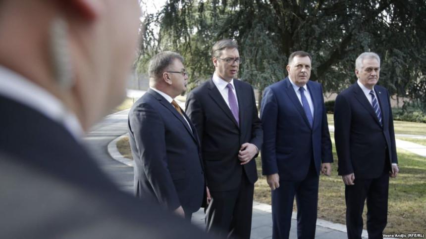 Srbija uz Republiku Srpsku i Srbe u BiH