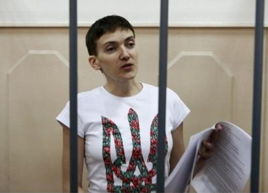 Savčenko proglašena krivom za ubistvo