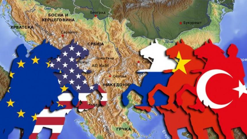 Velike sile štetne za Balkan