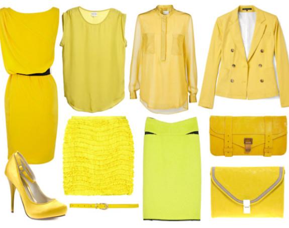 Žutom bojom prizovite proljeće