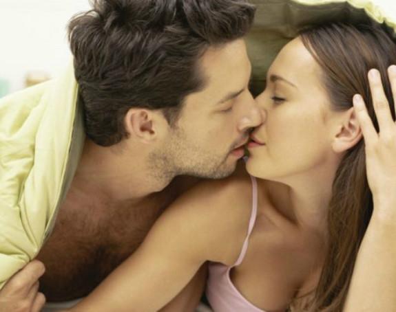 O čemu muškarci maštaju u krevetu?