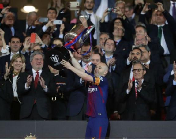 """Tako Barsa osvaja trofeje, """"petarda"""" za Kup!"""
