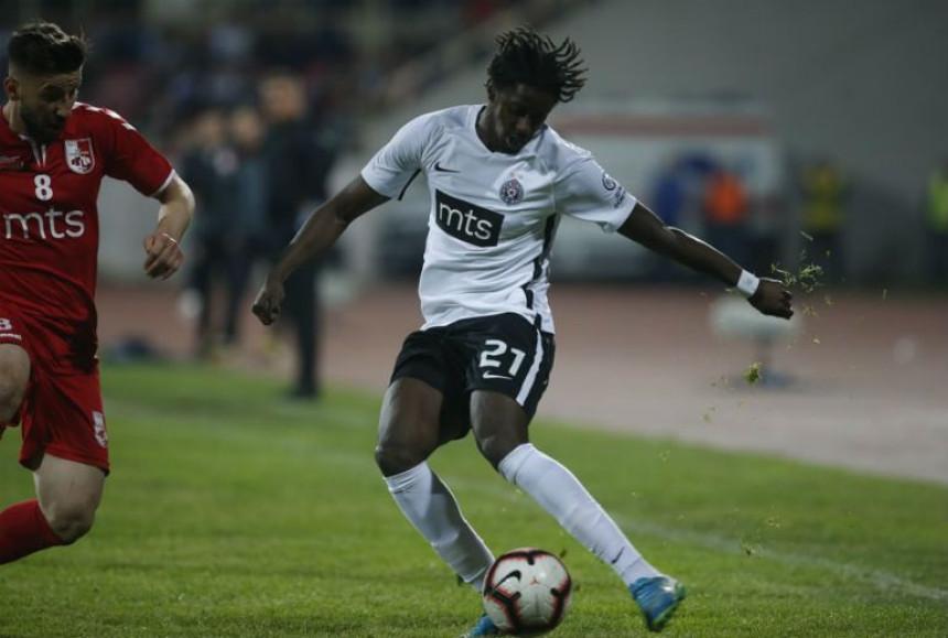 Musa posle debija za Partizan: Šokovi!