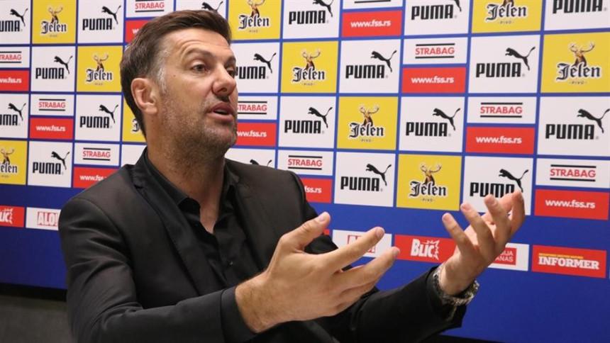 Intervju - Krstajić: Mi smo cilj već ostvarili!