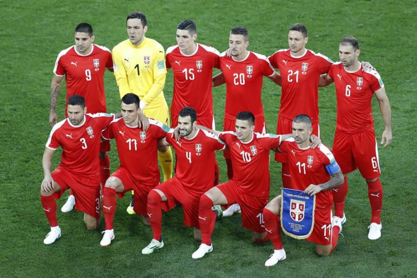Srbija - Švajcarska 1:2, reakcije...
