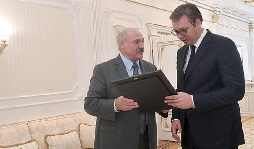 Posebna počast za predsjednika Vučića