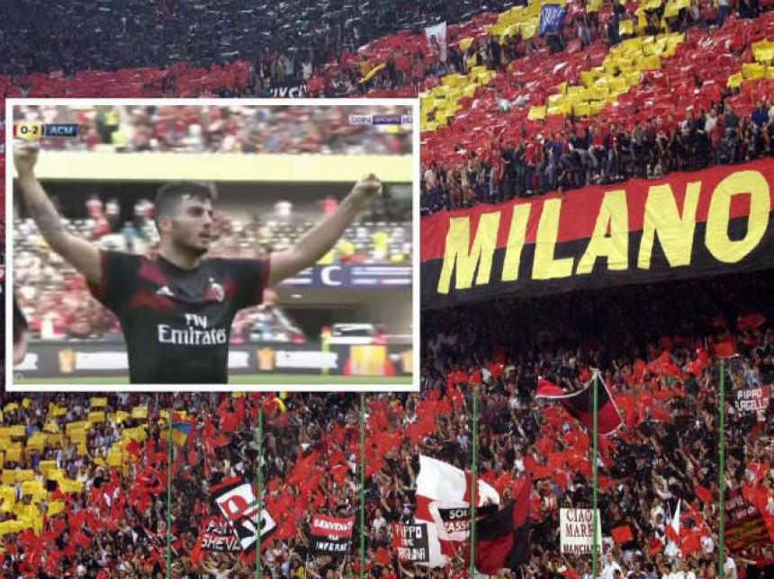 Milan daje bogatstvo za špica, a rješenje mu pod nosom?!