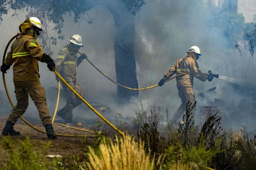 Požari ozbiljna prijetnja Evropi