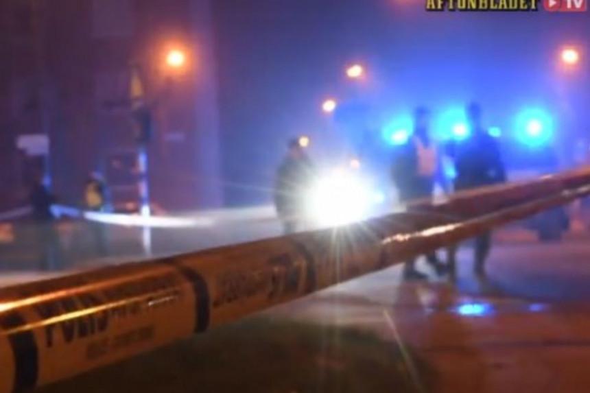 U Švedskoj upucan Srbin pred ženom i detetom