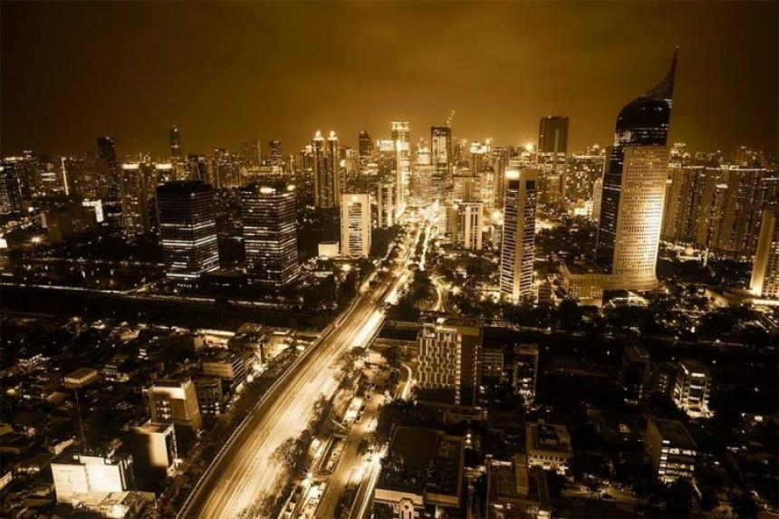 Indonezija gradi novi glavni grad na ostrvu Borneu