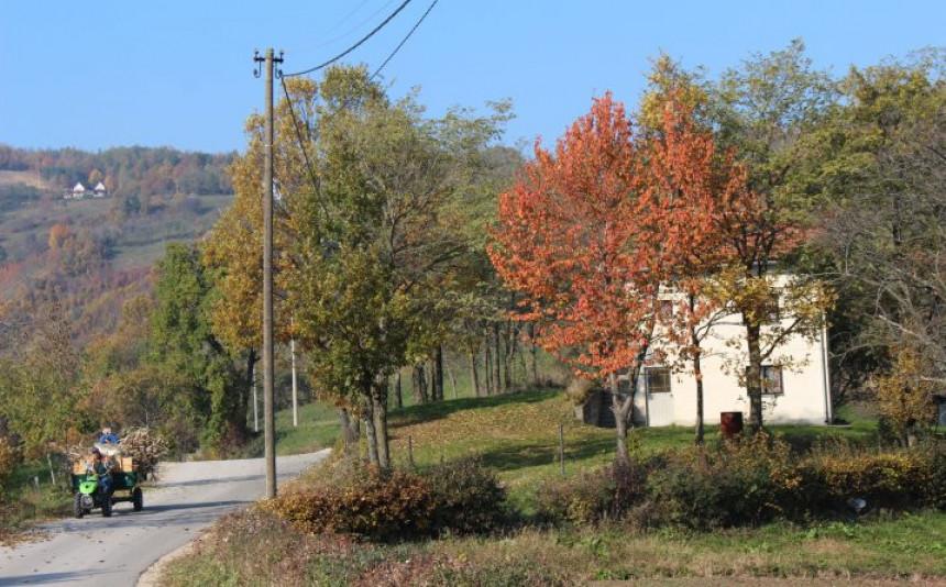 Danas popodne nam stiže jesen