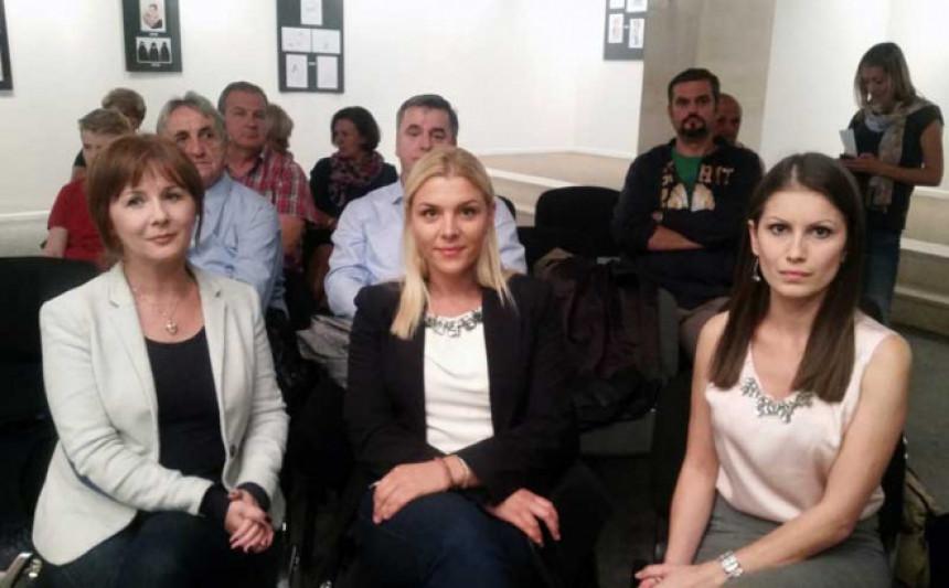 Dodijeljenje nagrade 'Srđan Aleksić'