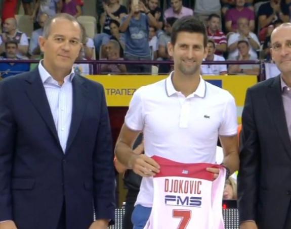 Novak: Košarka je u Srbiji dio identiteta!