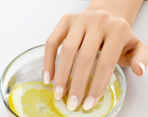 Ulja i citrusi za ljepše nokte