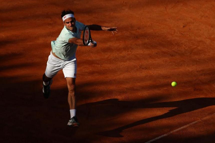 Federer ne razmišlja o penziji!