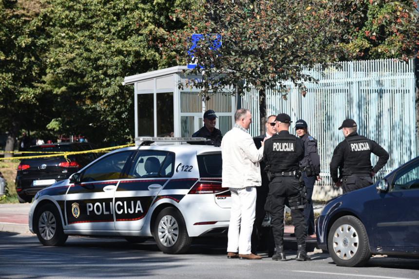 Samoubistvo u centru Sarajeva