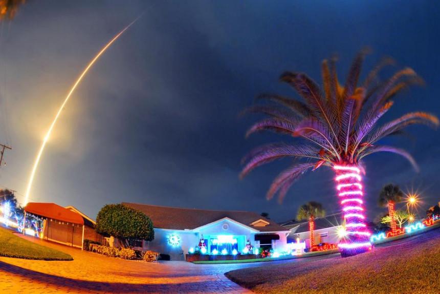 Raketa iz svemira prvi put vraćena na Zemlju