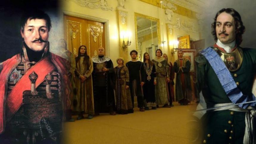 Susret vladara Rusije i Srbije nakon vijeka