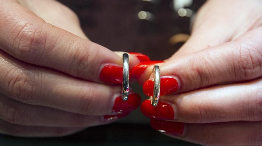 Vjerenički prsten, ali za muškarce?