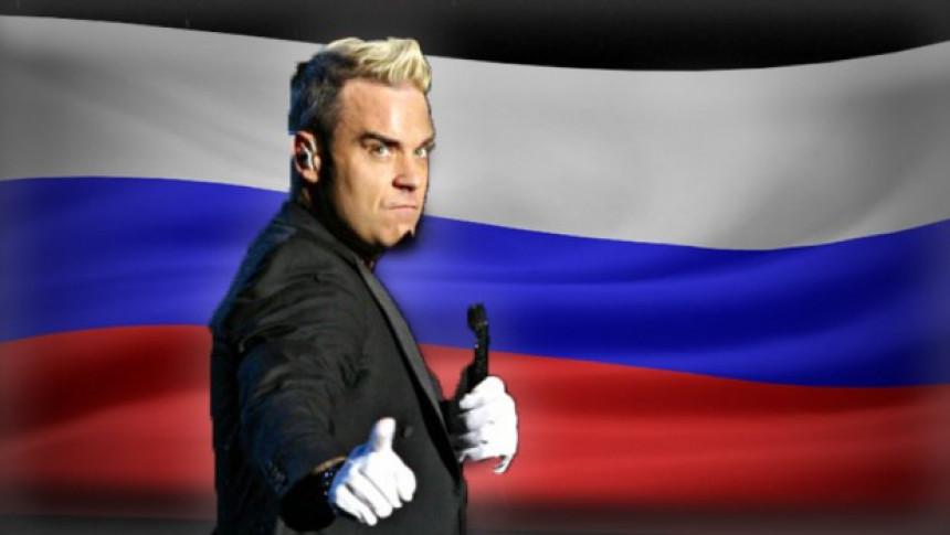 Vilijams hoće da predstavlja Rusiju