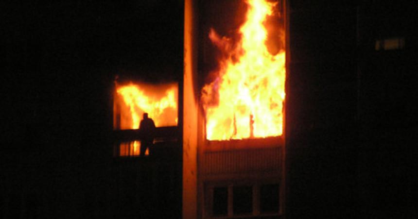 Ужице: Изгорјеле три особе