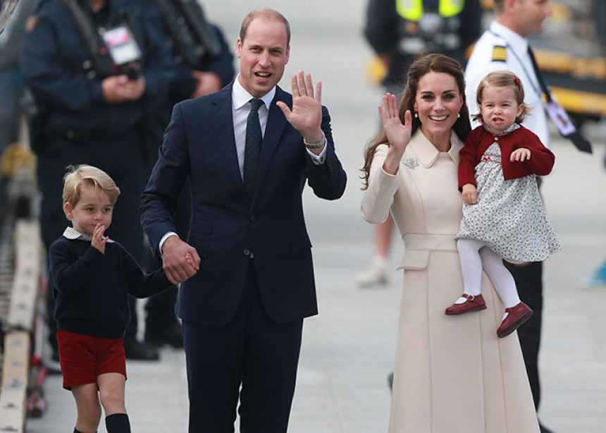 Stigla treća kraljevska beba!