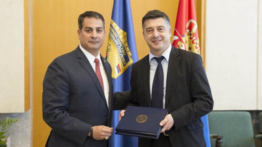 ФБИ се захвалио МУП-у Србије