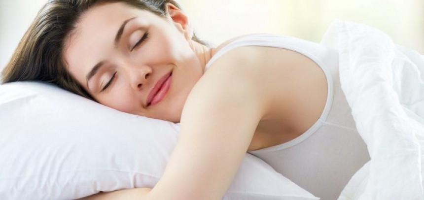Једноставан начин да заспите за само два минута