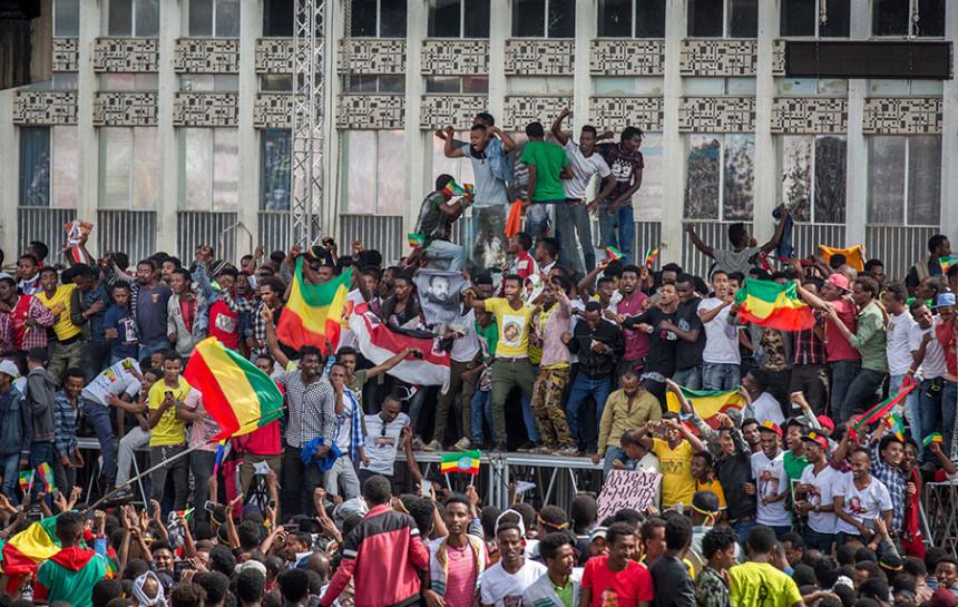 Spriječen pokušaj puča u Etiopiji